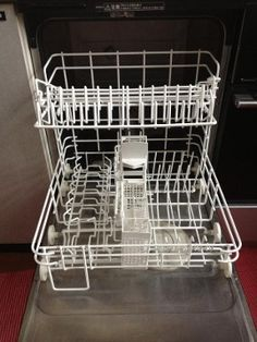 Deep cleaning your dishwasherAlthough your dishwasher cleans things it also needs to be cleaned itself. Run the dishwasher on it's hottest cycle with nothing but a container filled with white vinegar in the top rack. After this cycle is done, sprinkle some baking soda on the bottom, and run it again on a short-hot cycle. (Source: Distractify)
