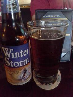 Heavy Seas Winter Storm, Great Beer!!!