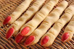Dedos de bruja con 4 especias: de miedo. - Recetín