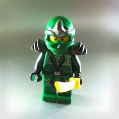 NEW LEGO NINJAGO LLOYD ZX GREEN NINJA Minifigure from set 9450 #ninjago #lloydZX #ebay | eBay