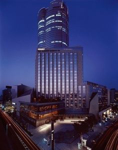 Grand Hyatt Roppongi, Tokyo, Japan  This is where Nasira is staying during the vampire Senate's summit.