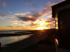 Penrhyn bay at dawn