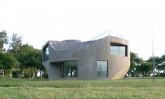 53 best Concrete House Design images on Pinterest   Concrete houses ...