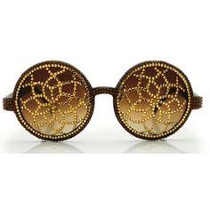 01f0680b6cb41 A-Morir Szabo Dreamcatcher Embellished Sunglasses Stylish Sunglasses