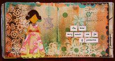She Art #2 by moonlace, via Flickr
