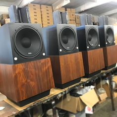 AMT & restored to Sound as Clear as Light! AMT & restored to Sound as Clear as Light! High End Speakers, Tower Speakers, High End Audio, Audiophile Speakers, Hifi Audio, Stereo Speakers, Audio Design, Speaker Design, Altec Lansing