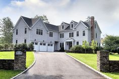 Distinguished Classic Colonial ... 50 Old Studio Road, New Canaan CT. Represented by Jaime and Kendall Sneddon. To see more eye candy on this home go to https://www.halstead.com/sale/ct/new-canaan/50-old-studio-rd/house/99111981