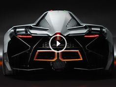 Lamborghini, You Can't Be Serious About Building This, Are You?