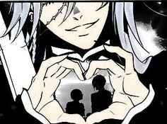 I have a theory that Undertaker secretly ships Sebaciel just as much as I do. first edit.