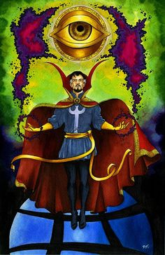 Doctor Strange is owned by Marvel comics. Support this art and my other artwork on Pat. Doctor Strange Powers, Doctor Strange Comic, Doc Strange, Strange Art, Marvel Comic Character, Marvel Comic Books, Marvel Characters, Character Art, Marvel E Dc