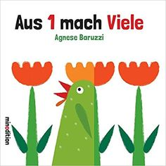 Aus 1 mach Viele: Zählbuch: Amazon.de: Agnese Baruzzi: Bücher