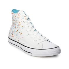 8507d30f0539 Women s Converse Chuck Taylor All Star Birthday Confetti High Top Shoes
