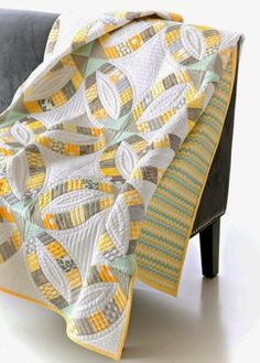 Quilting Patterns and Tutorials: Double Wedding Ring - Free Pattern