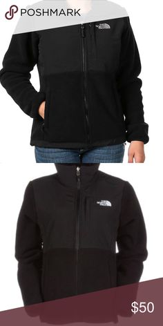 The North Face Denali Jacket The North Face Denali Jacket. Black. Size Large. Recently lost weight and it's too large otherwise I wouldn't be selling. Good condition! Smoke free and pet free home! Will upload actual photos soon! The North Face Jackets & Coats