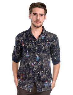 Ashram Men's Shirt