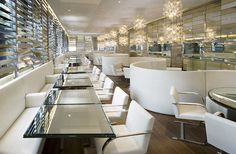 Gold Restaurant by Dolce & Gabbana
