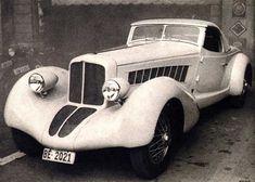 1934 Graber Duesenberg SJ Cabriolet