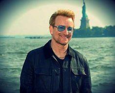 Bono in NY