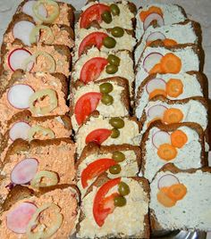 Your share text Meat Recipes, Healthy Recipes, Cold Dishes, Paleo, Hungarian Recipes, Antipasto, Hamburger, Sushi, Sandwiches