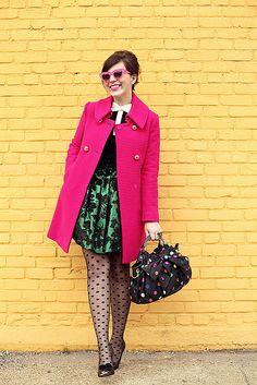 keiko_lynn_brights_for_winter2 by keikolynnsogreat, via Flickr love it all!  Especially the purse.