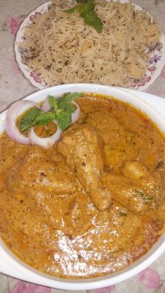 chicken changezi is a famous dish in India and pakistan. It is popular side dish for rice and any flat Indian and Pakistani bread. Veg Recipes, Curry Recipes, Indian Food Recipes, Vegetarian Recipes, Cooking Recipes, Dessert Recipes, Pakistan Food, India Food, Pakistan Travel