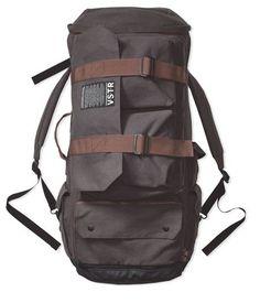 VSTR Nomadic Backpack - Brilliant Design  https://vimeo.com/51885598