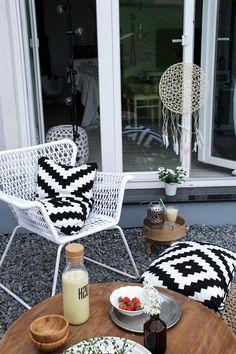 Högsten Ikea Outdoorstuhl