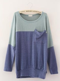 Fashion that is real Green Fashion, Winter Fashion, Blue Sweaters, Sweaters For Women, Bat Sleeve, Cool Style, My Style, Beige Sweater, Street Outfit