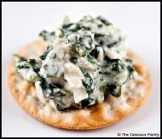 Clean Eating Spinach Dip, I'll add artichokes and heat up :) probably use Greek yogurt instead of cottage cheese too