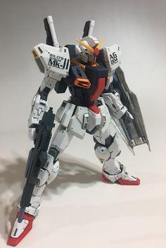 RX-178 Gundam Mark-II サブ画像5