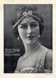 Cadum (Cosmetics) 1914 Genevieve Vix