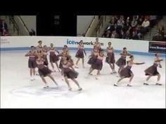 2013 World Synchronized Skating Team Finland 1 Ice Skating, Figure Skating, Synchronized Skating, Skate 3, Finland, Dancing, Champion, Group, World