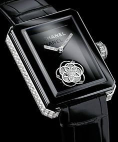 Only Watch 2013 Auction: Full List Of Piece Unique Watches  Chanel Premiere Flying Tourbillon Watch