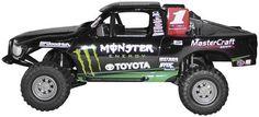 New Ray Monster Energy Johnny Greaves Truck Model - 1:24 Scale/Monster