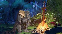 tried to do an anime sort of take on Dark souls, what you guys think? Dark Souls fan art inspired by studio ghibli Dark Souls 2, Studio Ghibli Art, Soul Art, Framed Art Prints, Game Art, Concept Art, Fantasy, Artwork, Anime