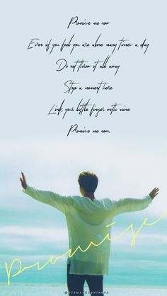 New bts wallpaper jimin promise 28 Ideas Bts Song Lyrics, Bts Lyrics Quotes, Bts Qoutes, Bts Wallpaper Lyrics, Jimin Wallpaper, Wallpaper Quotes, Promise Quotes, Bts Lockscreen, Wallpaper Lockscreen