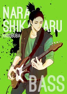 HARUBUBA — Let's rock! (It was so hard to get the guitar...