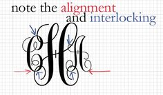 Knowing how to make monograms on the computer a fun little bit of knowledge that most definitely comes in handy. You can make all sorts of fun projects… on your own!!! I have a super big love for printing at Fedex Office (formally Kinkos) and the things you can do with your own monogram is...