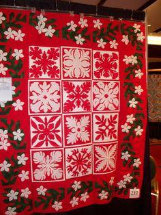 Hawaiian quilt show 7/11