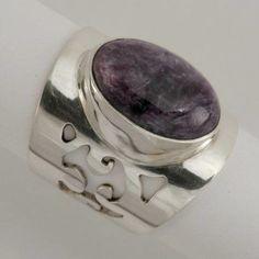 Custom Silver Ring