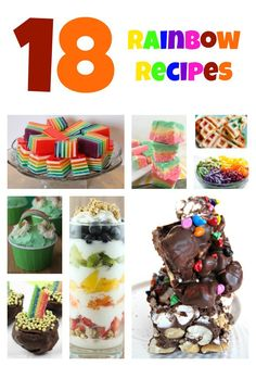 18 Rainbow Recipes Perfect For St. Patrick's Day - The Mommy Mix