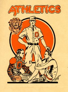 OSU Tigers!  Now that was way back when.