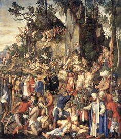 Albrecht Dürer 알브레히트 뒤러 (German Northern Renaissance painter & engraver, 1471~1...