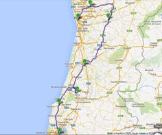 Dream Vacations, Diagram, Map, World, Traveling, Tips, The World, Lisbon, Europe