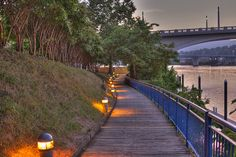 River Walk Downtown Chattanooga  by wdickert, via Flickr