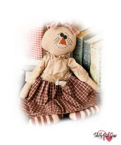 Rag Dolls: Primitive | My Favorite Things