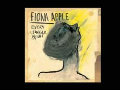 "Fiona Apple, 18 Haziran'da çıkacak olan ""The Idler Wheel Is Wiser Than The Driver Of The Screw, And Whipping Cords Will Serve You More Than Ropes Will Ever Do"" adlı 4. stüdyo albümünden yeni bir single yayınladı. Albümün çıkış parçası olan ""Every Single Night"" sizlerle. Keyifli dinlemeler..."