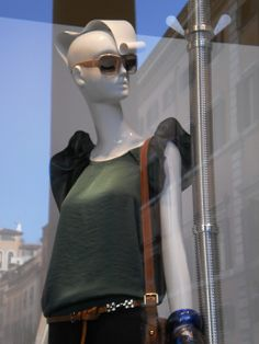 ZARA ,Rome, pinned by Ton van der Veer