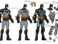 MDCU COMICS | Batman: The unreleased concept art of Batman: Arkham Asylum! | NEWS