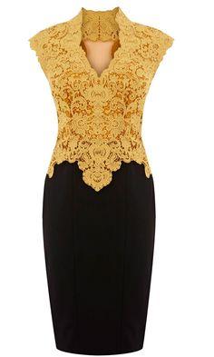 OMG!  Karen Millen lace pencil dress!  must have!!!!